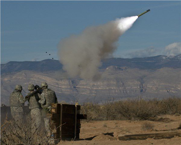 Stinger® missile - photo Raytheon