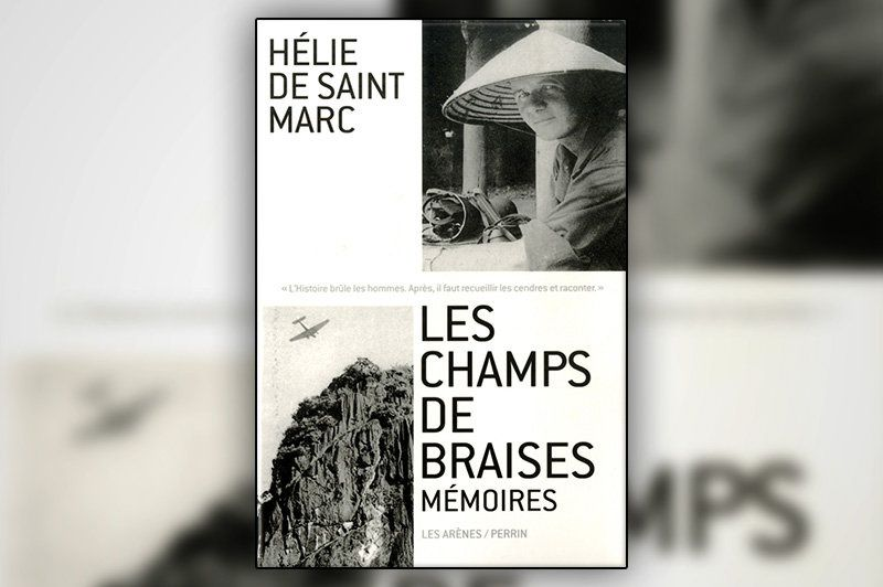 Les champs de braises, prix littéraire de l'armée de Terre (1995)