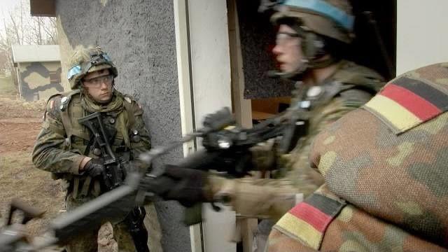 NRF: Abschlussübung der Panzergrenadiere