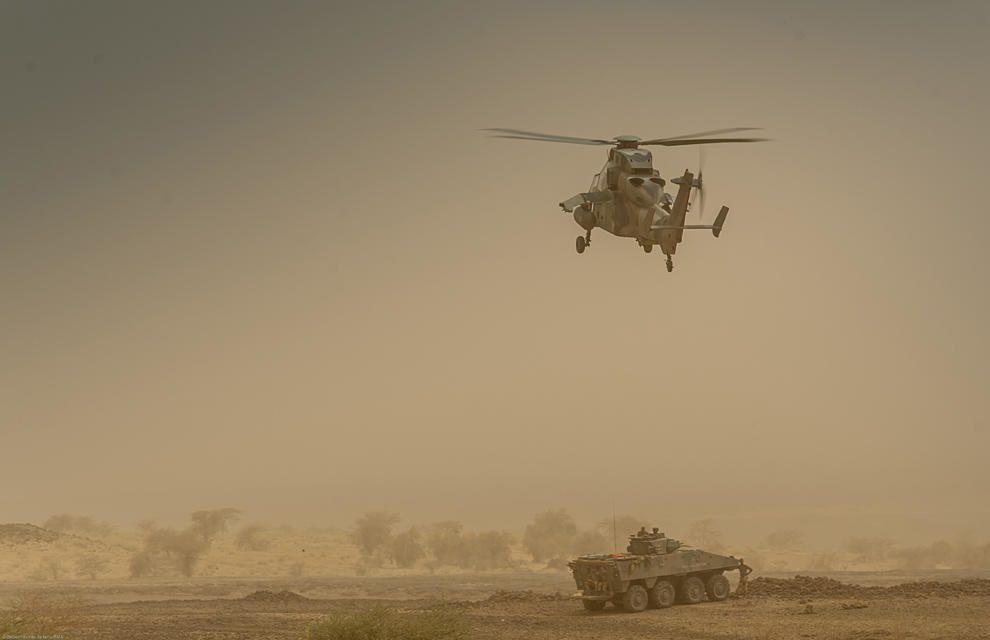 LCP : Serval, une brigade au combat