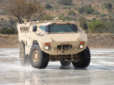 Denel finishes acquisition of BAE Systems Land Systems South Africa