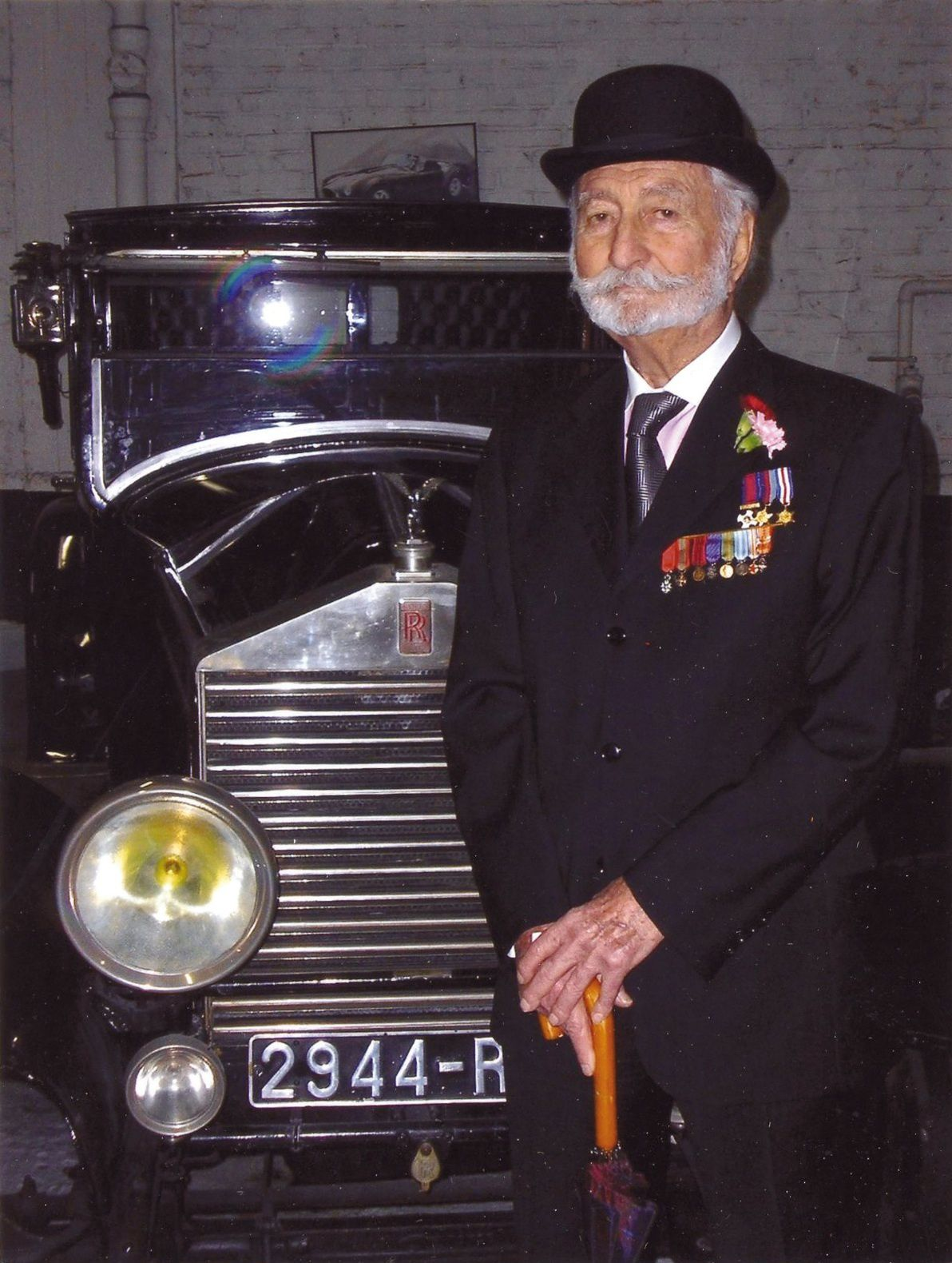 Eloge funèbre à M. Robert Maloubier, prononcé par M. Bernard Bajolet