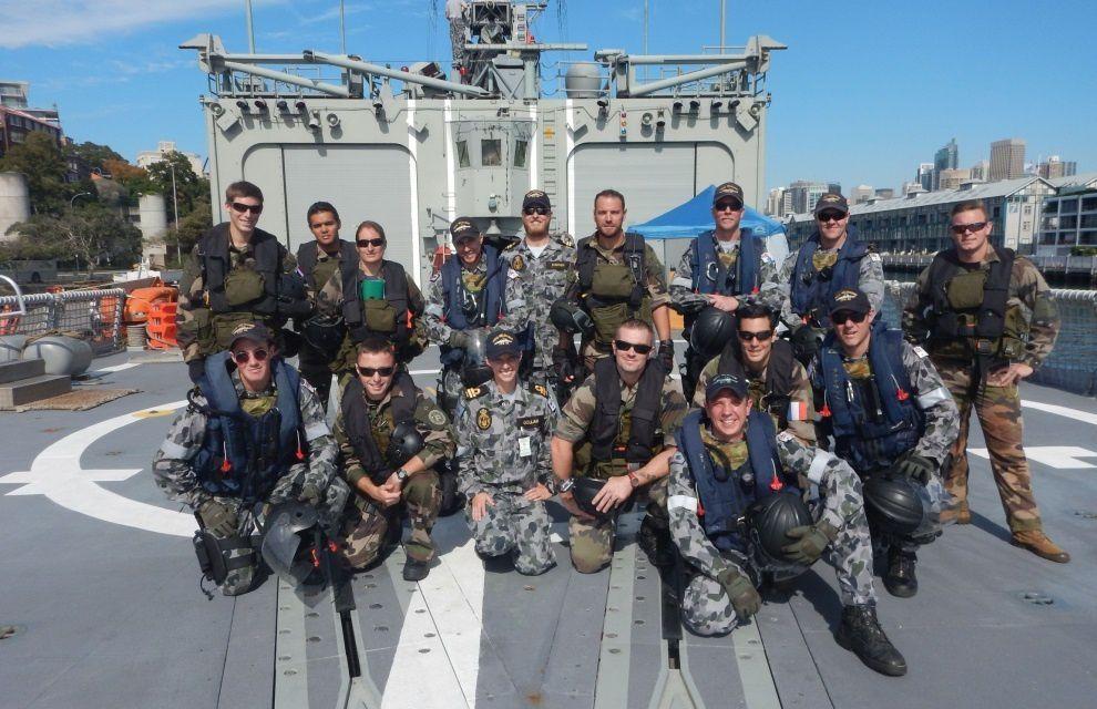 photo Marine Nationale