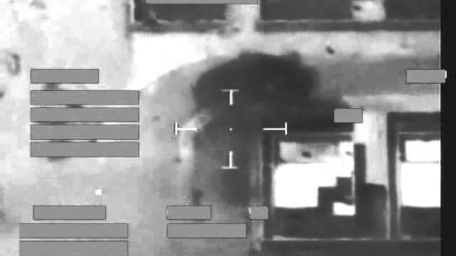 RAF Strike on ISIL 17 May