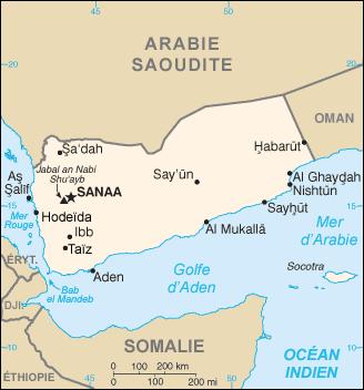Les raids de la coalition frappent la capitale yéménite