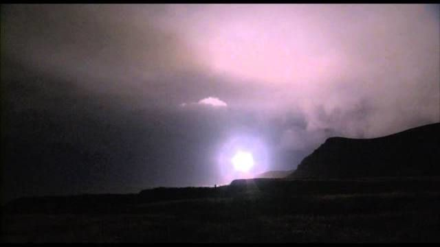 Minuteman III test launch from Vandenberg Air Force Base