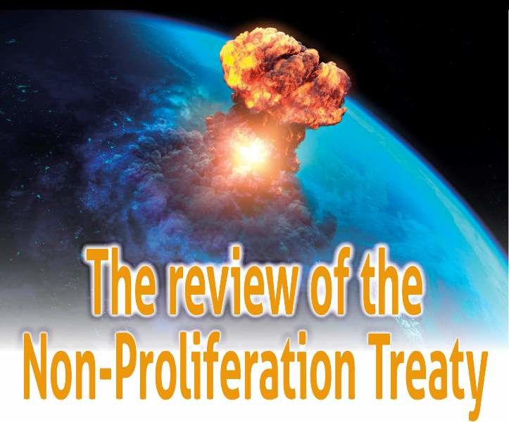 Outcome of the Nuclear Non-Proliferation Treaty Review Conference