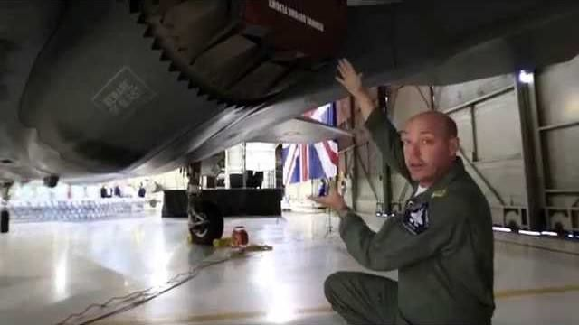How the F35B Lightning II works