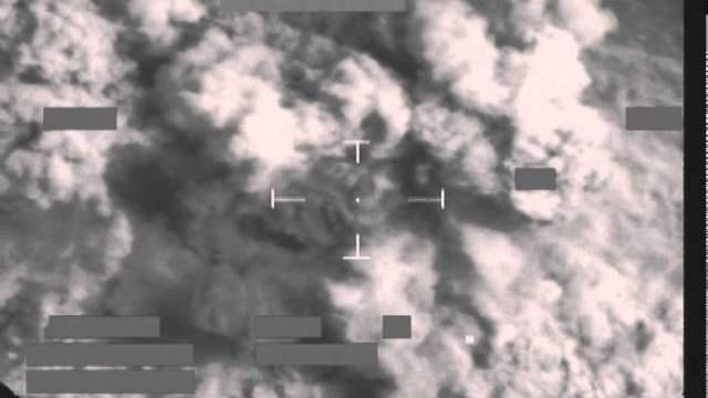 RAF Strike on ISIL 21 May