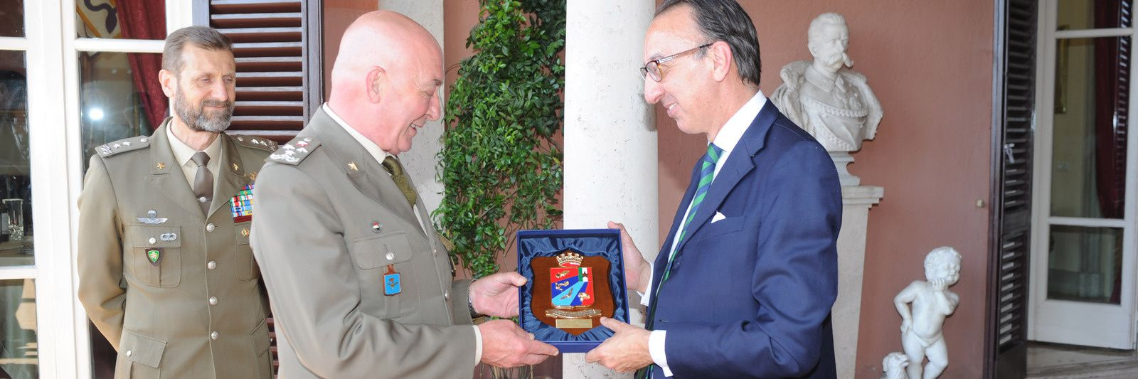 EDA and Italy discuss defence cooperation
