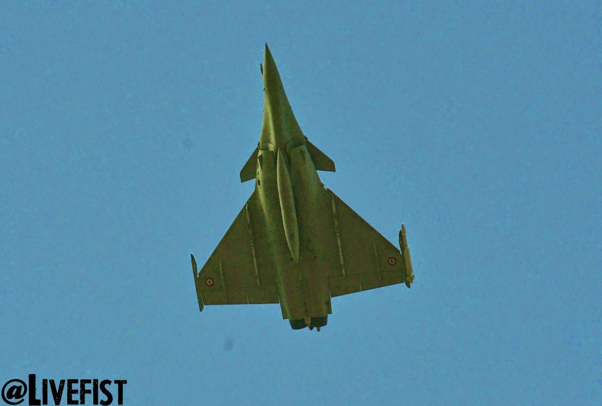 Rafale MMRCA photo Livefist