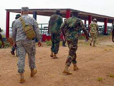 U.S. ready to send military trainers to Nigeria in Boko Haram fight