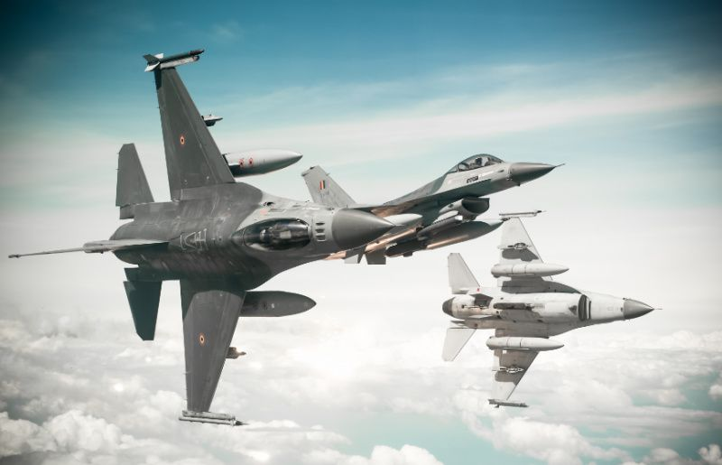 40 ans du F-16 Multinational Fighter Programm (MNFP)