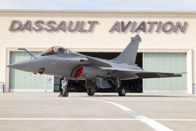 photo Dassault Aviation