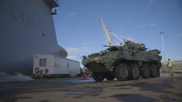 Exercise Talisman Sabre: Gearing up for the War Games