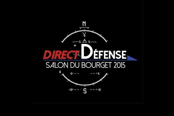 [Salon du Bourget] JT &quot&#x3B;Direct Défense&quot&#x3B;, lundi 15 juin 2015