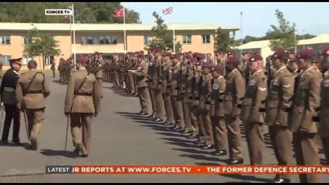 23 Parachute Engineer Regiment Celebrate New Name