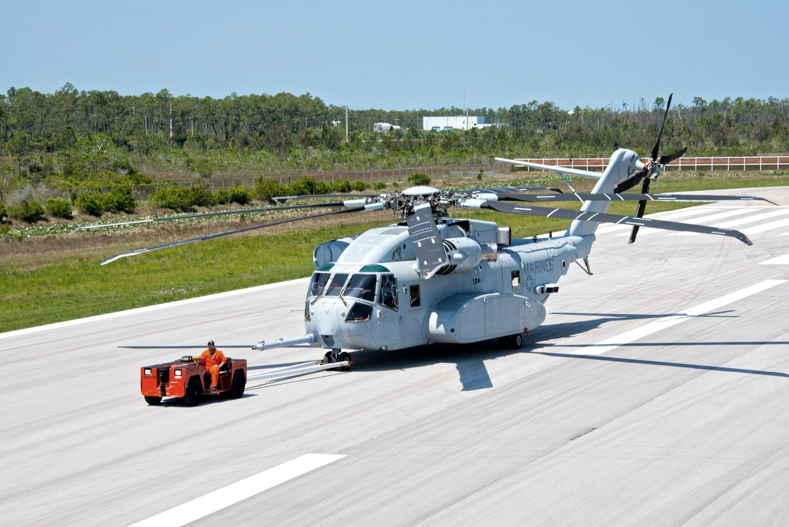 CH-53K Super Stallion photo Sikorsky Aircraft