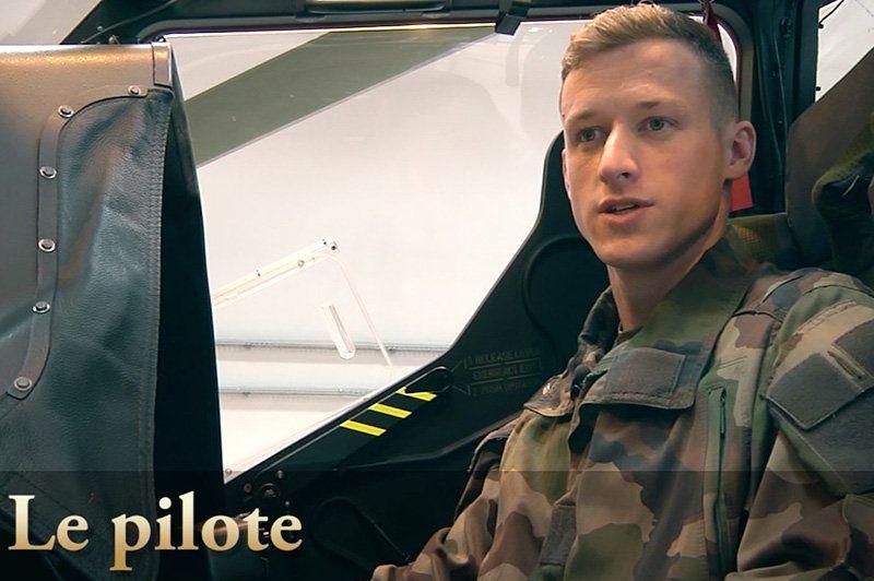 Florian, pilote Tigre