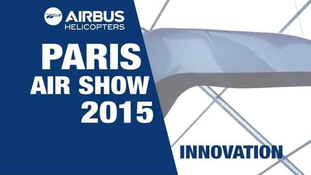 Paris Airshow 2015: Innovation