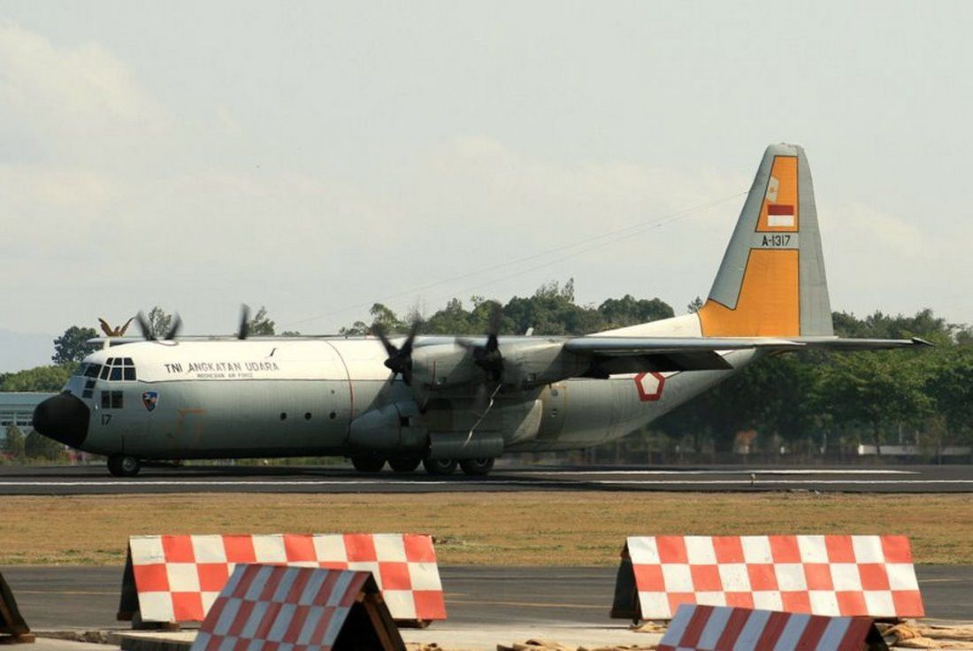 C-130 - archives Indonesia Air Force