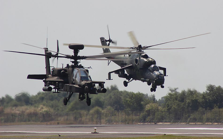Apache And Hind