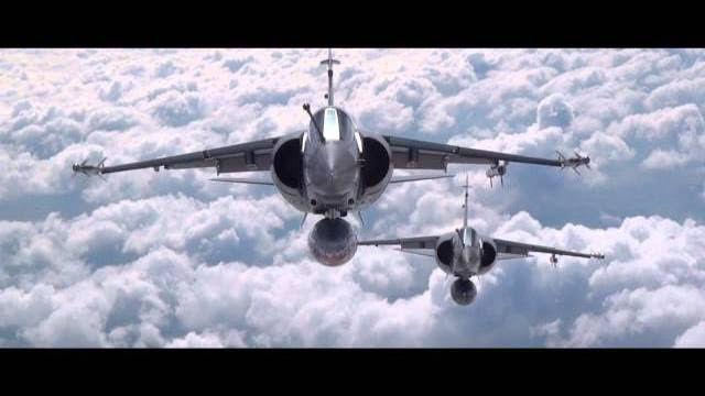 Souvenir du Mirage F1