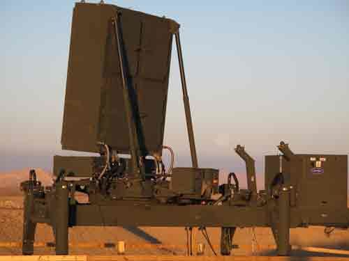 ELM-2084 MMR Radar - photo IAI