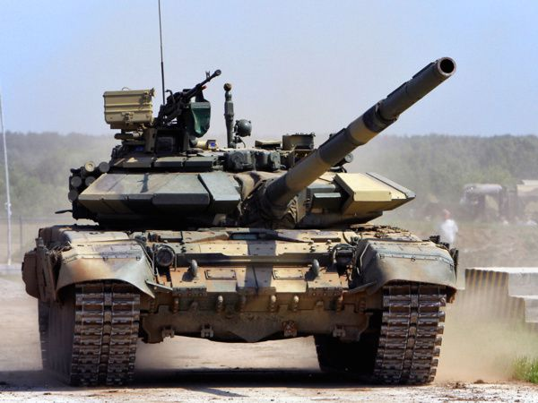 T-90S photo Rostec
