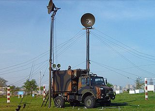 TASMUS Tactical Area Communications System - photo Aselsan