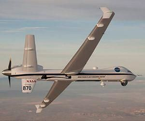 The Ikhana UAS - photo NASA