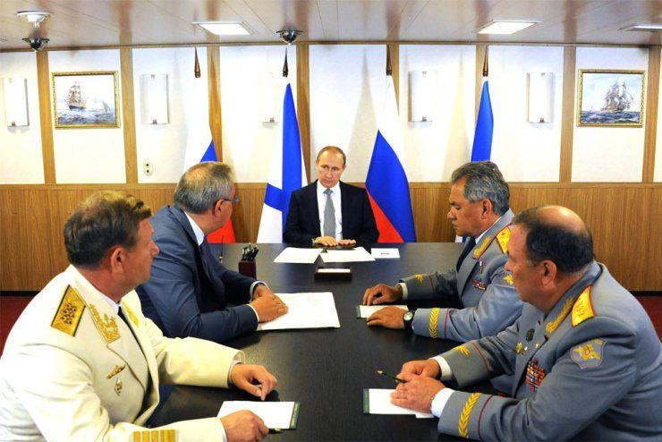 Russie: nouvelle doctrine navale en réponse à l'expansion de l'OTAN