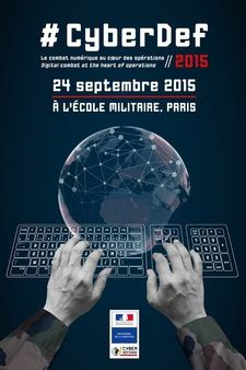 Les experts de la cyberdéfense se donnent rendez-vous à Paris
