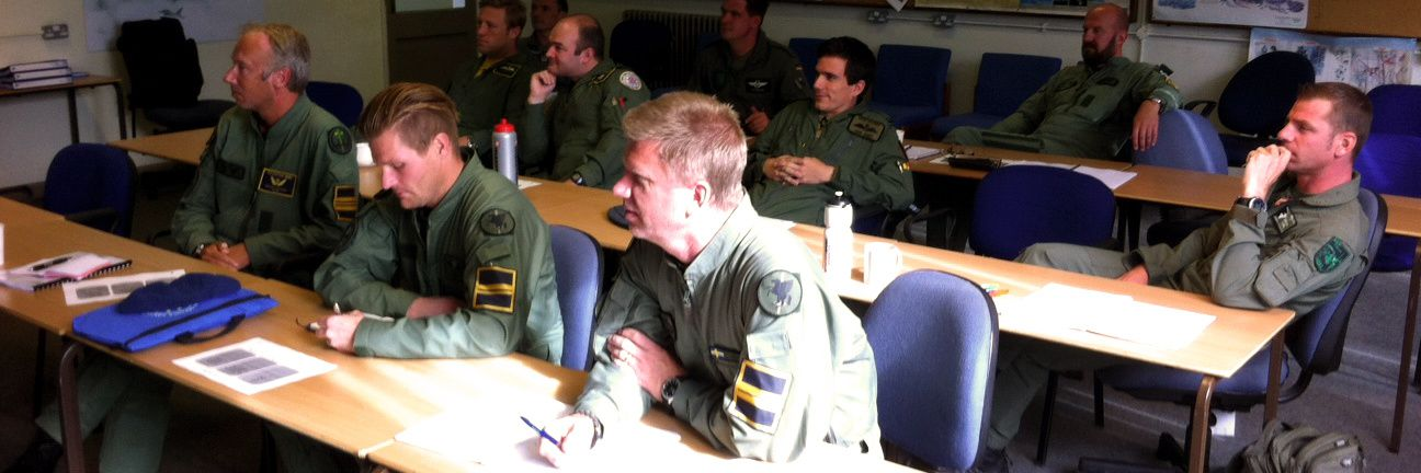Third helicopter tactics instructor course launched