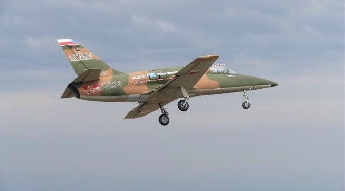 First Test Flight of the L-39NG Trainer photo Aero Vodochody