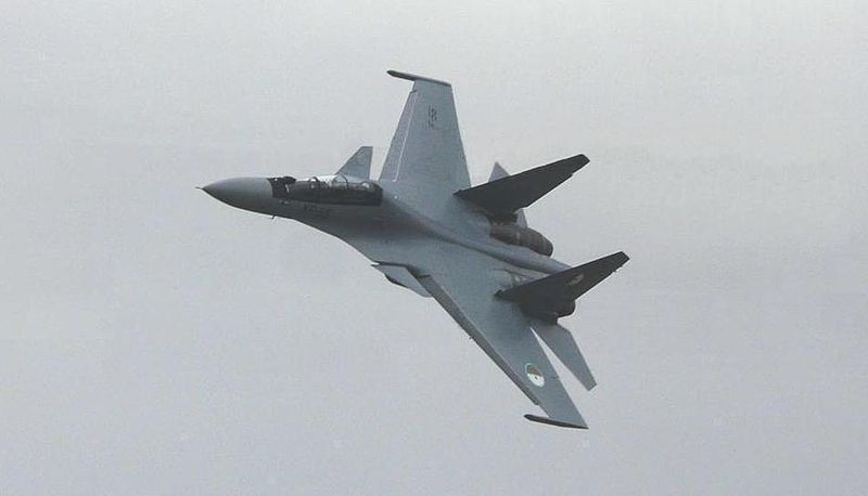 Algeria orders additional Su-30 fighters