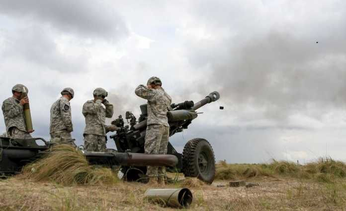 M119 howitzer still plays critical role for US Army