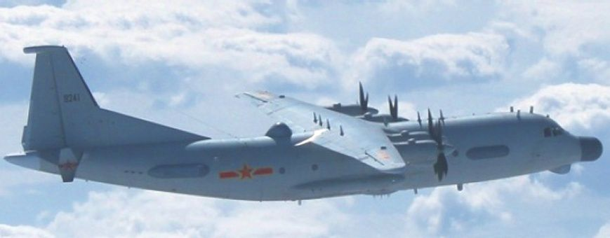 PLA upgrades ELINT capability with Y-9JB reconnaissance plane