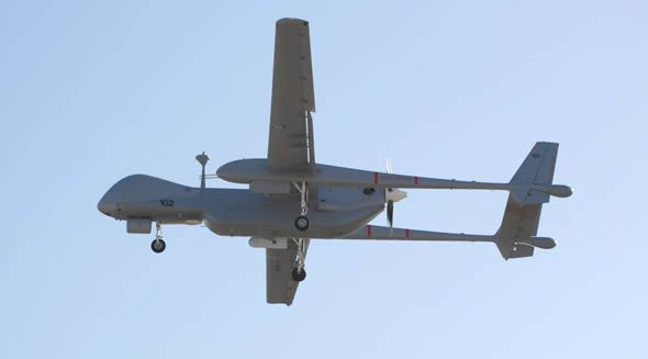 New Delhi Nods +$400 Million Israeli Mega Drone Procurement