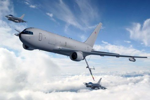 KC-46 Refueling Tanker to Make First Flight This Month