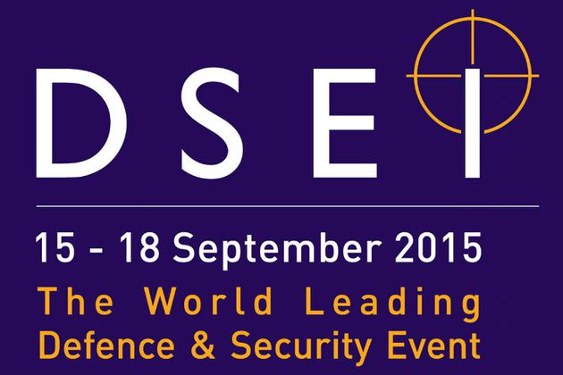 SME Showcase at DSEI 2015