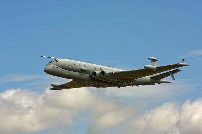 Lockheed Martin offers up Nimrod replacement