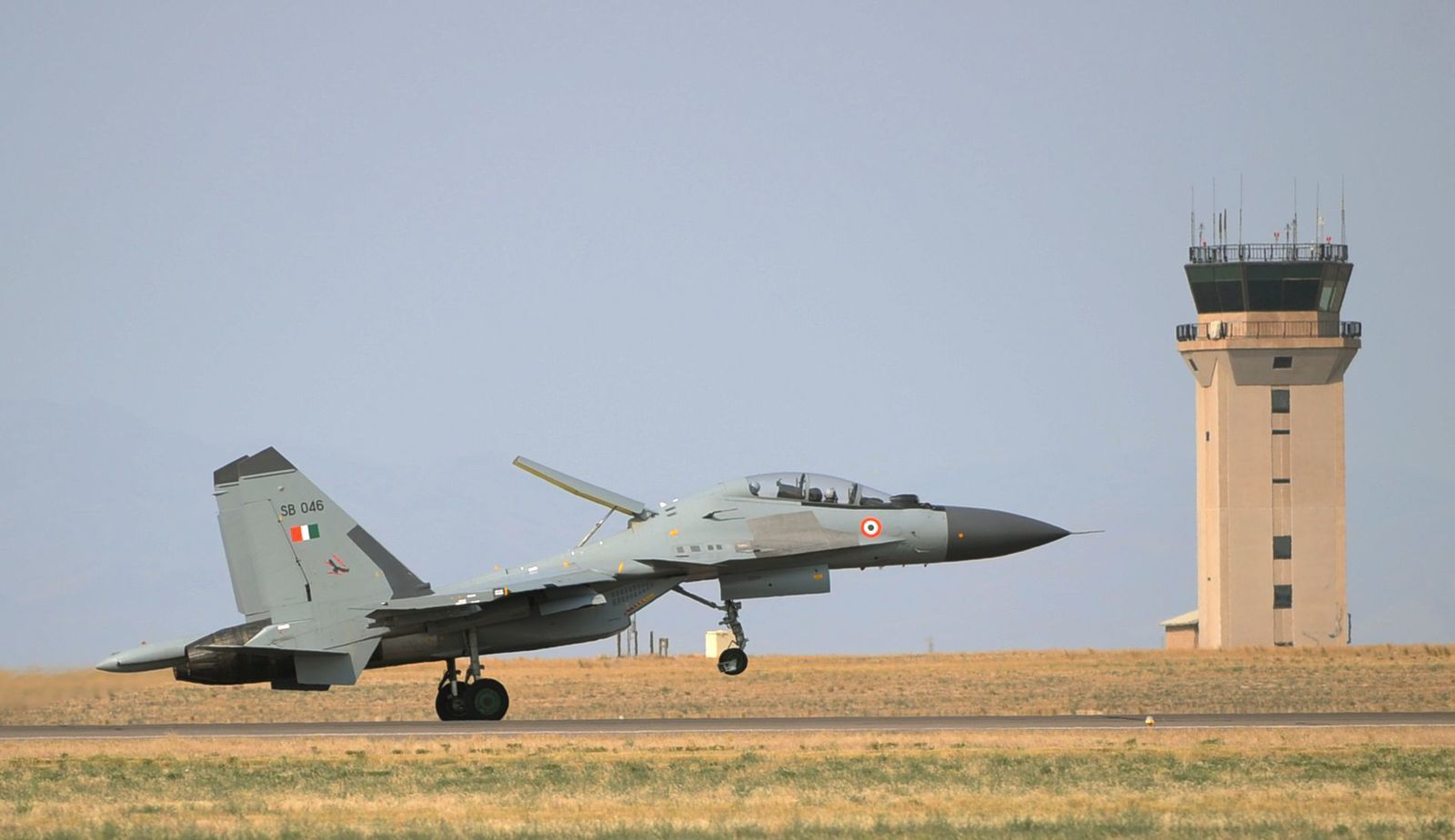 India Plans Joint Su-30 Aircraft Modernization with Russia