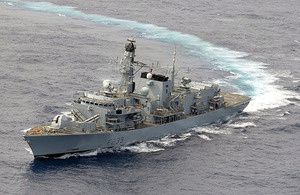 Royal Navy warship offered to Mediterranean anti-smuggling mission