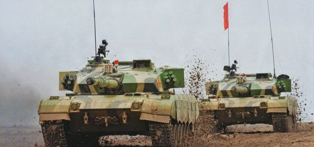 Attack Copters Wipe Out Chinese Tanks in Simulated Battle
