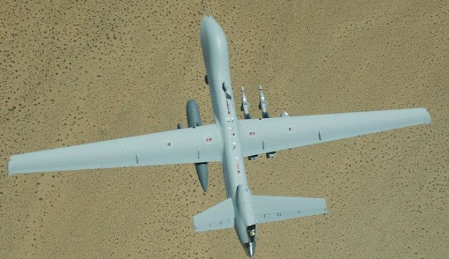 MQ-9 Reaper-ER photo General Atomics