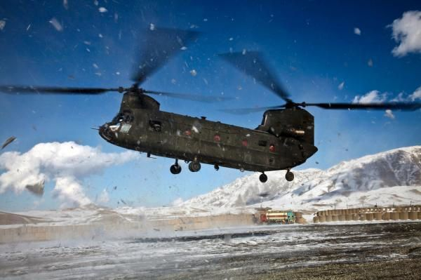 Dutch air force chief dissatisfied with U.S. Army helicopter plan