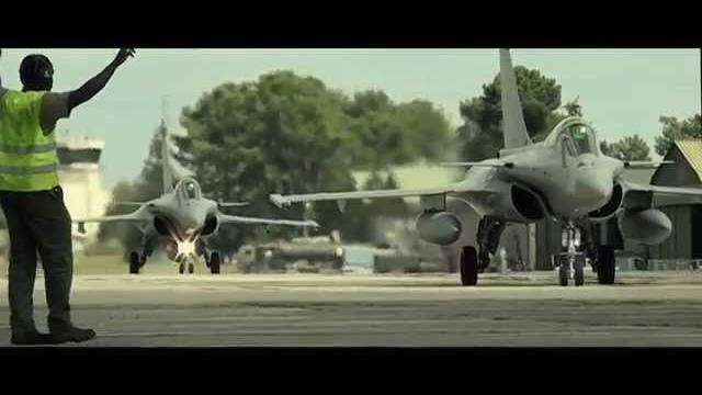 Le CEAM présente l'ESTA (Escadron de Soutien Technique Aéronautique)