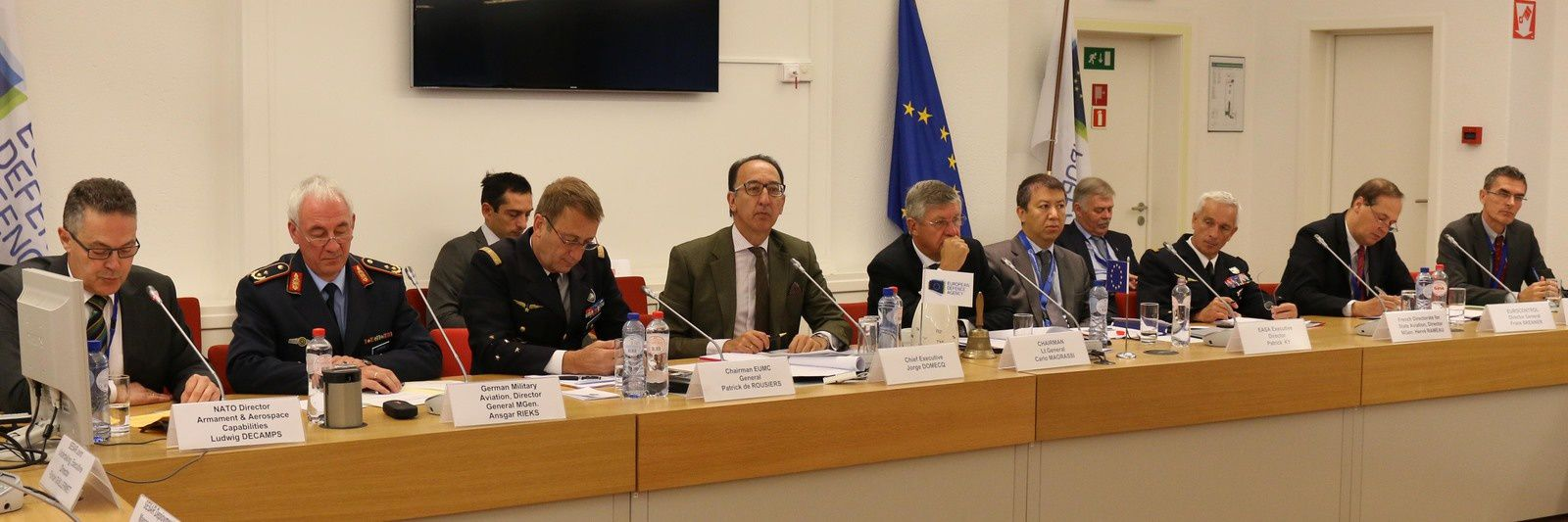 EDA hosts SES/SESAR Military Implementation Forum