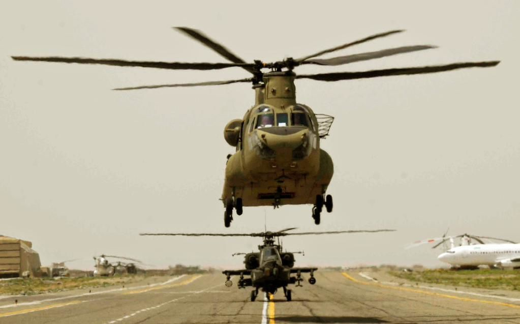 Procurement: How The Indian Army Got Its Apaches